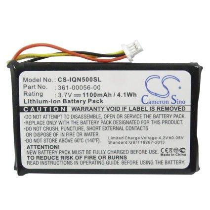 Nuvi 670 Battery For Garmin Nuvi 660 Nuvi 660 FM Nuvi 680 1150mAh // 4.26Wh